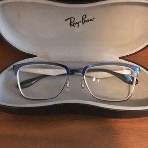 Men's rayban eyeglass frames rb6344
